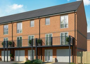 Thumbnail 1 bed terraced house for sale in Connolly Way, Chichester