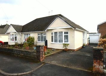 Thumbnail 2 bed semi-detached bungalow for sale in Heol Hendre, Rhiwbina, Cardiff.