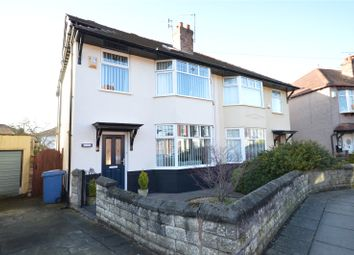 Thumbnail 4 bed semi-detached house for sale in Fulwood Road, Aigburth, Liverpool