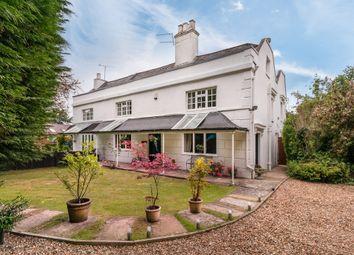 Thumbnail 5 bed farmhouse for sale in Lucks Lane, Paddock Wood, Tonbridge