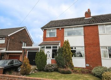 Thumbnail 3 bed semi-detached house for sale in Whiteside Avenue, Hindley, Wigan