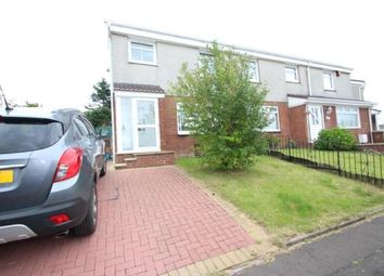 Thumbnail 3 bed semi-detached house for sale in Ellismuir Road, Baillieston, Glasgow, Lanarkshire
