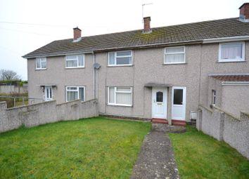 Thumbnail 3 bed terraced house for sale in Glebelands, Johnston, Haverfordwest