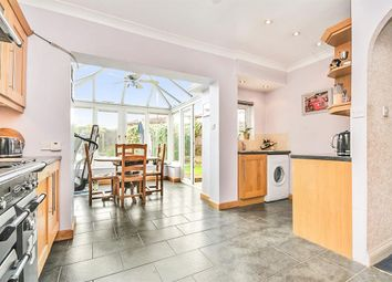 Thumbnail 4 bed semi-detached house for sale in Clarkes Avenue, Worcester Park