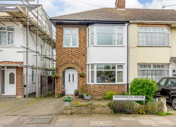3 bed end terrace house for sale in Inverness Drive, Ilford, London IG6