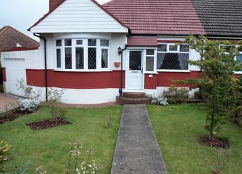 Thumbnail 2 bed semi-detached bungalow for sale in Wilson Avenue, Rochester