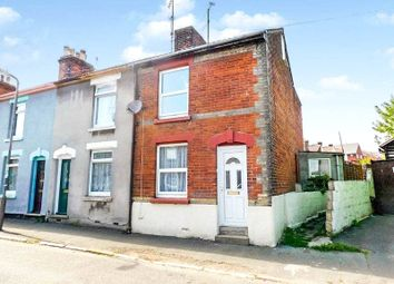 Thumbnail 2 bed end terrace house to rent in Garland Road, Parkeston, Harwich