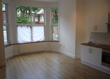 Thumbnail Studio to rent in Princes Avenue, London