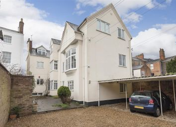 Thumbnail 2 bed flat for sale in Binswood Avenue, Leamington Spa