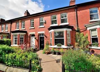 Thumbnail 3 bed terraced house for sale in Beech Road, Stockton Heath, Warrington