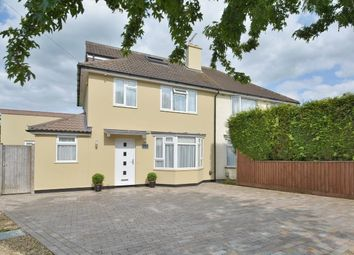 Thumbnail 5 bedroom semi-detached house for sale in Howard Road, Cambridge