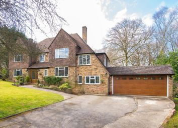 Thumbnail 5 bed detached house for sale in Greenhills Close, Rickmansworth, Hertfordshire