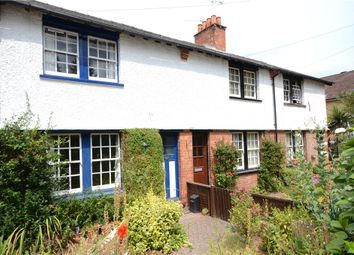 Thumbnail 2 bedroom terraced house for sale in Elvetham Road, Fleet, Hampshire