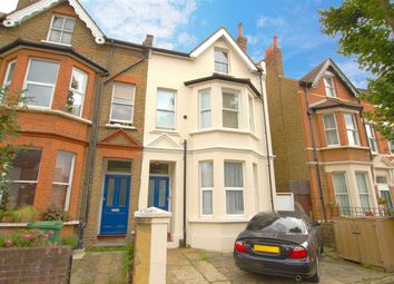Thumbnail 2 bed flat to rent in Broughton Road, London