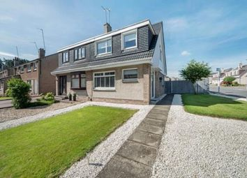 Thumbnail 3 bed semi-detached house for sale in Avonbrae Crescent, Hamilton, South Lanarkshire