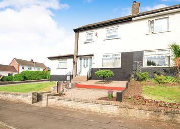 Thumbnail 3 bed semi-detached house for sale in Ardbeg Avenue, Rutherglen, Glasgow