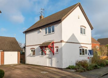Thumbnail 3 bedroom detached house for sale in Cross Hill Close, Wymeswold, Loughborough