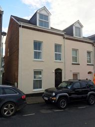 Thumbnail 2 bed terraced house to rent in Clifton Road, Newtown, Exeter