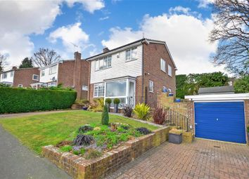 Thumbnail 3 bed detached house for sale in Rochester Way, Crowborough, East Sussex