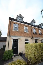 Thumbnail 3 bed town house to rent in Kedleston Road, Grantham