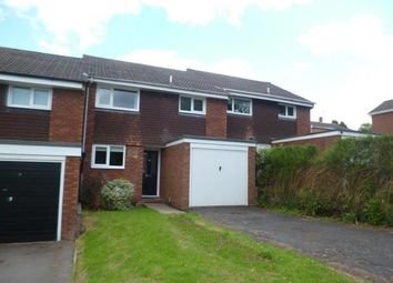 Thumbnail 3 bed town house to rent in Bishops Court, Eccleshall, Stafford