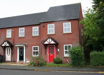 Thumbnail 3 bed end terrace house for sale in Bank Way, Telford