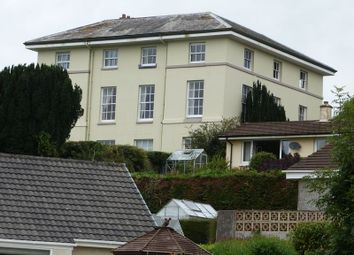 Thumbnail 3 bed flat to rent in Wadham Close, Liskeard