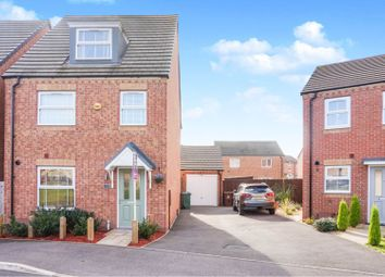 Thumbnail 4 bed detached house for sale in Northumberland Way, Walsall