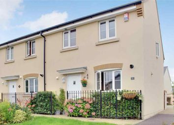 Thumbnail 3 bed end terrace house for sale in Sampson's Plantation, Fremington, Barnstaple