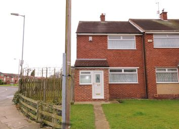 Thumbnail 2 bed terraced house for sale in Pendle Road, Denton, Manchester