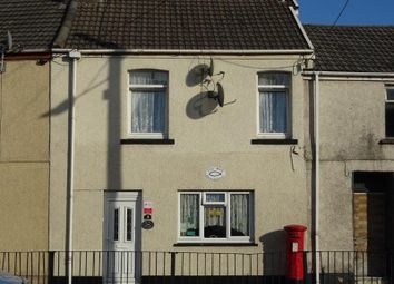 Thumbnail 4 bed terraced house for sale in Bethania Street, Maesteg