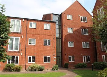Thumbnail 2 bed flat for sale in The Connexion Development, Chaucer Street, Mansfield