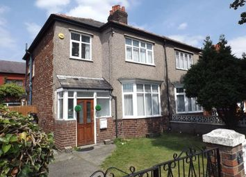 Thumbnail 3 bed semi-detached house for sale in Croft Lane, Liverpool, Merseyside