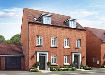 """Thumbnail 3 bed semi-detached house for sale in """"Greenwood"""" at Stonnyland Drive, Lichfield"""