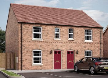 """Thumbnail 3 bedroom end terrace house for sale in """"The Tissington"""" at Wragley Way, Stenson Fields, Derby"""