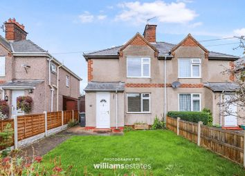 Thumbnail 3 bed semi-detached house for sale in Clwyd Avenue, Denbigh
