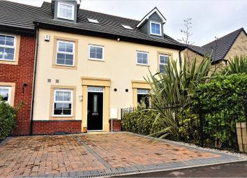 Thumbnail 4 bed town house for sale in Blakewater Road, Clitheroe