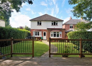 Thumbnail 5 bed detached house for sale in Hart Plain Avenue, Waterlooville