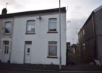 Thumbnail 3 bedroom end terrace house for sale in Gelli Street, Port Tennant, Swansea