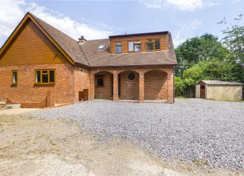 Thumbnail 4 bed detached house for sale in Chapel Lane, Spencers Wood, Reading, Berkshire