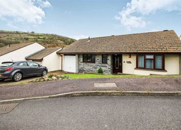 Thumbnail Detached bungalow for sale in Spurway Gardens, Combe Martin, Ilfracombe