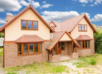 Thumbnail 5 bed detached house for sale in Weald Bridge Road, North Weald, Epping