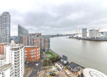 Thumbnail 3 bedroom flat for sale in Horizons Tower, 1 Yabsley Street, London