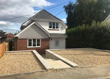 Thumbnail 4 bed detached bungalow for sale in Wareham Road, Lytchett Matravers, Poole