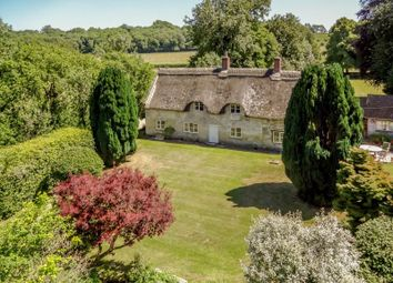 Thumbnail 4 bed cottage for sale in Alvediston, Chalke Valley, Wiltshire