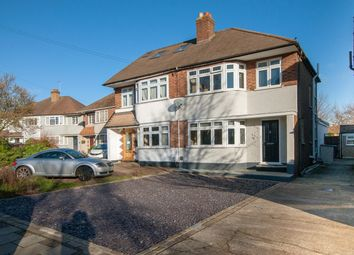 Thumbnail 3 bed semi-detached house for sale in Trevor Close, Hayes, Bromley