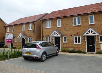 Thumbnail 2 bed terraced house for sale in Woodpecker Way, Great Western Park, Didcot