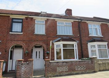 Thumbnail 4 bedroom terraced house for sale in Northover Road, Portsmouth