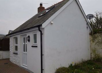 Thumbnail 1 bed detached house to rent in The Annexe, 2, Maengwyn St., Tywyn, Gwynedd