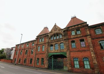 Thumbnail 1 bed flat for sale in Hartley Court, Lock 38, Stoke-On-Trent
